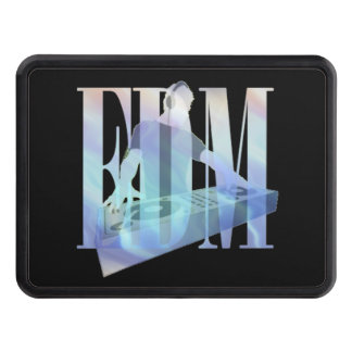 EDM ELECTRIC BLUE One of a kind Hitch Cover