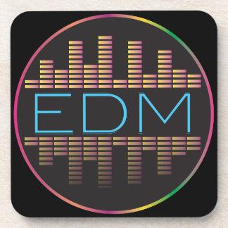 EDM Equalizer Coasters