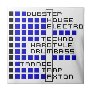 EDM Era Ceramic Tile