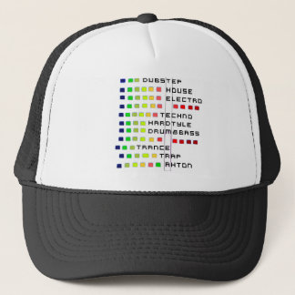 EDM Era Trucker Hat