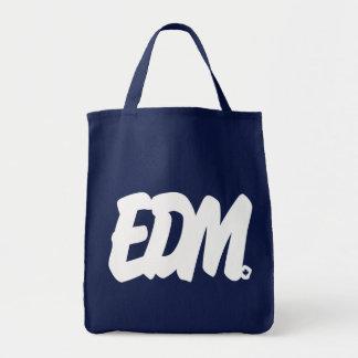 EDM Letters Tote Bag