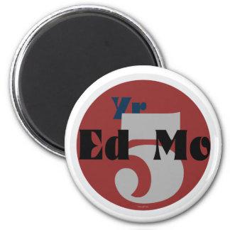 EdMo Yr5 magnet