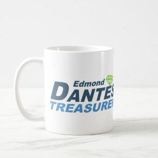 Edmond Dantes for Treasurer Mug