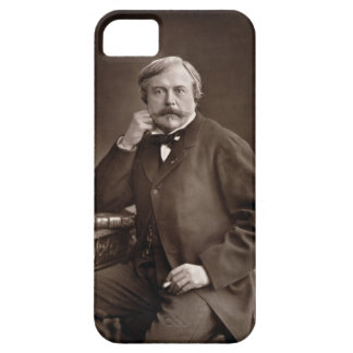 Edmond de Goncourt (1822-96) from 'Galerie Contemp iPhone SE/5/5s Case