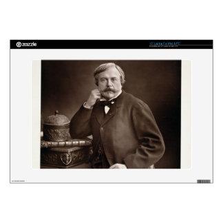 "Edmond de Goncourt (1822-96) from 'Galerie Contemp Skins For 15"" Laptops"