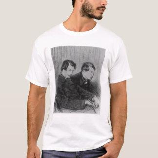 Edmond de Goncourt  and Jules de Goncourt T-Shirt