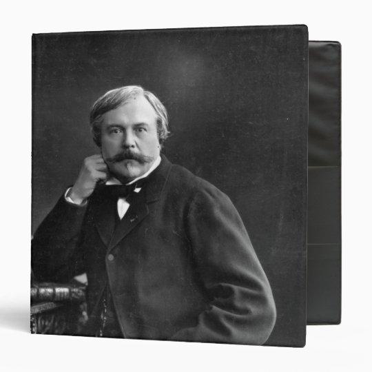 Edmond de Goncourt Binder
