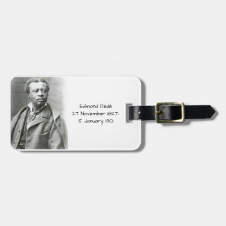 Edmond Dédé Bag Tag