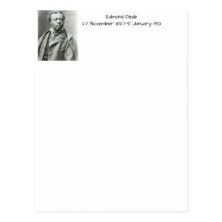 Edmond Dédé Postcard