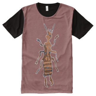 Edmond Earwig, In Color All-Over-Print T-Shirt