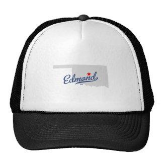Edmond Oklahoma OK Shirt Hat