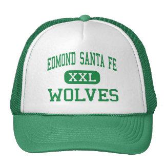 Edmond Santa Fe - Wolves - High - Edmond Oklahoma Mesh Hats