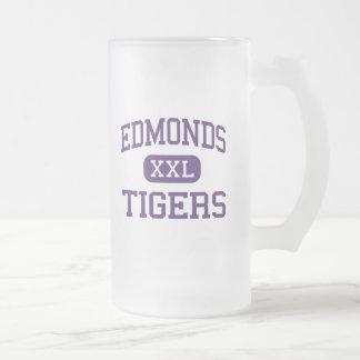 Edmonds - Tigers - High - Edmonds Washington Coffee Mugs