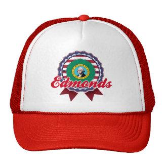Edmonds, WA Trucker Hat