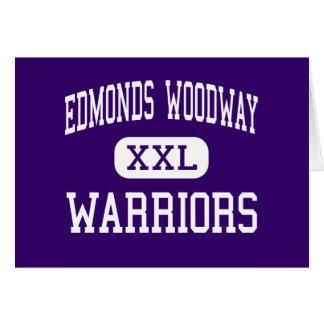 Edmonds Woodway - Warriors - High - Edmonds Card
