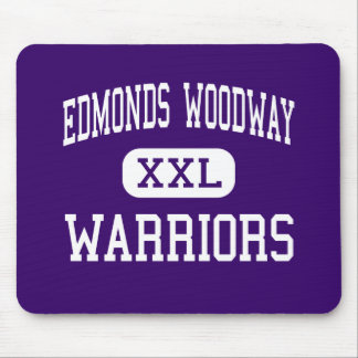 Edmonds Woodway - Warriors - High - Edmonds Mouse Pads