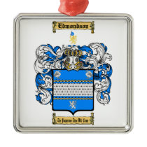 Edmondson Metal Ornament