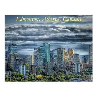 Edmonton, Alberta in Canada Post Cards