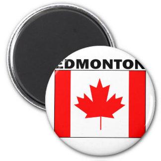 Edmonton, Alberta Magnet