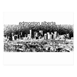 Edmonton Alberta Post Cards