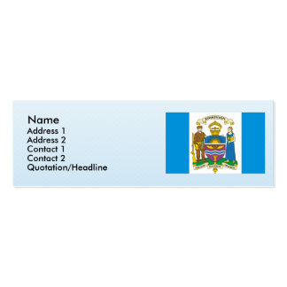 Edmonton, Canada Double-Sided Mini Business Cards (Pack Of 20)