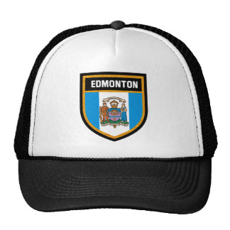 Edmonton Flag Trucker Hat
