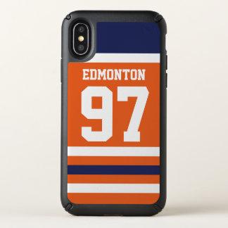 Edmonton Home Game iPhone Case