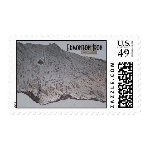 Edmonton Iron 41 cent stamp
