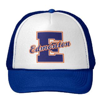 Edmonton Letter Trucker Hat