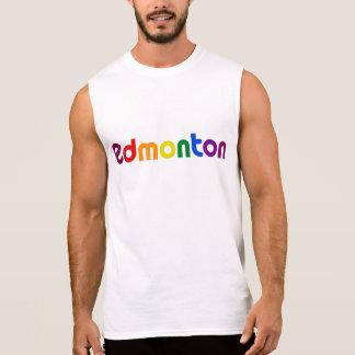 Edmonton Pride Sleeveless Shirt