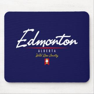 Edmonton Script Mouse Pad