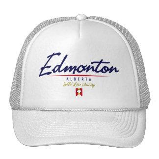 Edmonton Script Trucker Hat