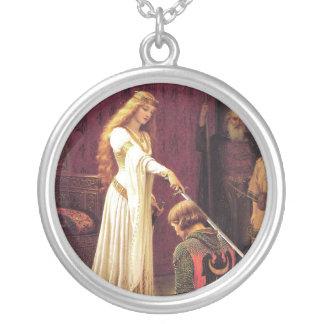 Edmund Blair Leighton: The Accolade Necklace