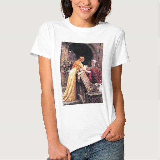 ¡Edmund Blair Leighton - velocidad de dios! (1900) Camisetas