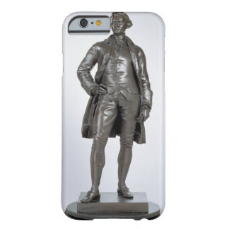 Edmund Burke (1729-97) 1865 (bronze) Barely There iPhone 6 Case