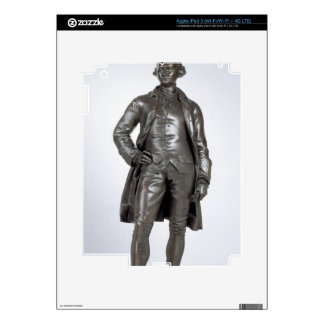 Edmund Burke (1729-97) 1865 (bronze) iPad 3 Decal