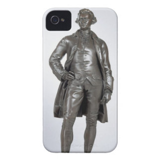 Edmund Burke (1729-97) 1865 (bronze) iPhone 4 Cover