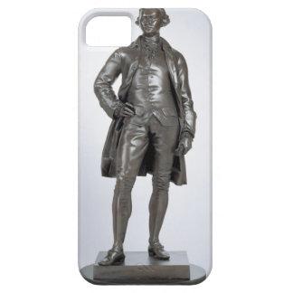 Edmund Burke (1729-97) 1865 (bronze) iPhone SE/5/5s Case