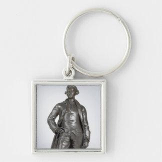 Edmund Burke (1729-97) 1865 (bronze) Keychain