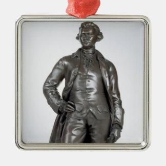 Edmund Burke (1729-97) 1865 (bronze) Metal Ornament