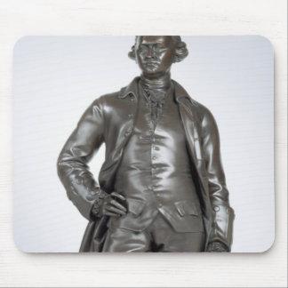 Edmund Burke (1729-97) 1865 (bronze) Mouse Pad