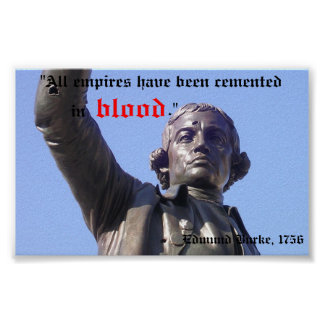 Edmund Burke, Anarchist Print