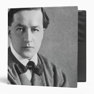 Edmund Dulac, 1915 3 Ring Binder