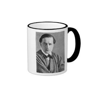 Edmund Dulac, 1915 Ringer Coffee Mug