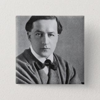 Edmund Dulac, 1915 Pinback Button