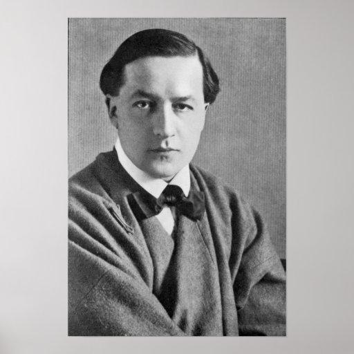 Edmund Dulac, 1915 Print