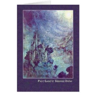 Edmund Dulac Illustrates Edgar Allan Poe Greeting Cards