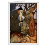 """Edmund Dulac"" Illustration Greeting Cards"