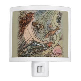 Edmund Dulac Mermaid NightLight