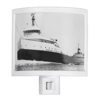 Edmund Fitzgerald Vintage Big Fitz Great Lakes Night Light